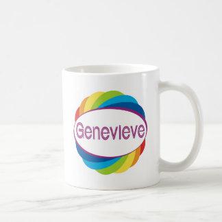 Genevieve Coffee Mugs