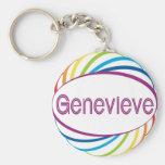 Genevieve Keychain