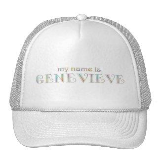 Genevieve Mesh Hat