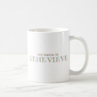 Genevieve Mug