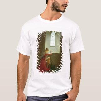 Genevieve of Brabant Baptising her Son in Prison T-Shirt