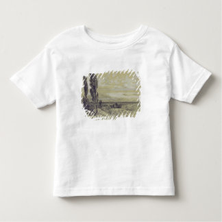 Genezzano, 17 May 1838 (graphite on paper) Toddler T-shirt