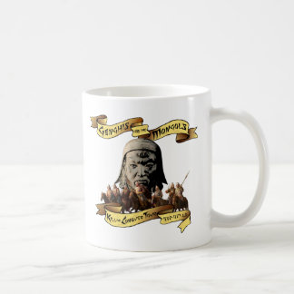 Genghis and the Mongols: Kill or Conquer Tour Coffee Mug