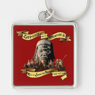 Genghis and the Mongols: Kill or Conquer Tour Keychain