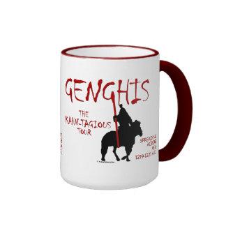 Genghis 'Kahn-tagious' Tour (Mug/Stein)