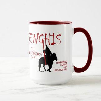 Genghis 'Kahn-tagious' Tour (Mug/Stein) Mug