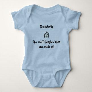 Genghis Khan Baby Bodysuit