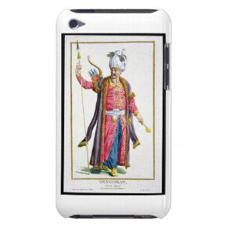 Genghis Khan (c.1162-1227) de 'DES Estam de Receui iPod Touch Case-Mate Funda