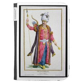 Genghis Khan (c.1162-1227) de 'DES Estam de Receui
