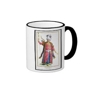 Genghis Khan (c.1162-1227) de 'DES Estam de Receui Taza