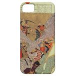 Genghis Khan (c.1162-1227) que lucha a los chinos  iPhone 5 Protector
