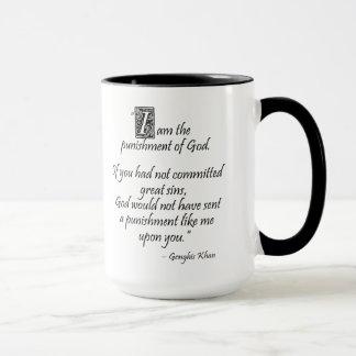Genghis Khan... Mug