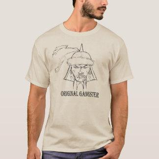 Genghis Khan-Original Gangster T-Shirt