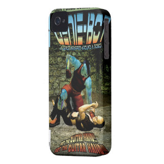 Genie-Bot Issue #1 Cover iPhone 4 case