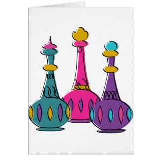 Genie Bottles 2010 Card