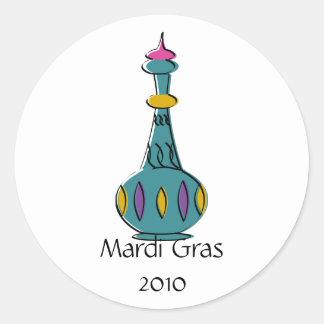 Genie Bottles 2010 Sticker