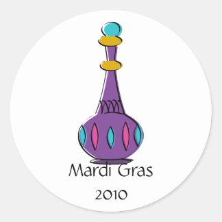 Genie Bottles 2010 Stickers
