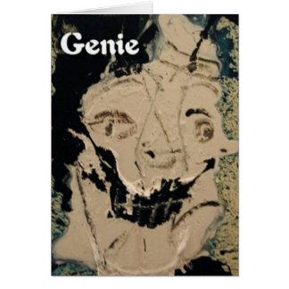 GENIE CARD