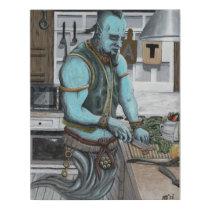 Fantasy Art Chef