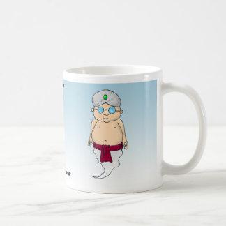 Genie Coffee Mug