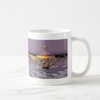 Genie in a Cup Coffee Mugs