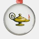 Genie Lamp Ornaments