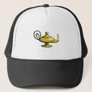 Genie Lamp Trucker Hat