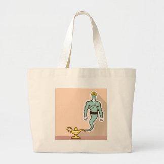 Genie Large Tote Bag