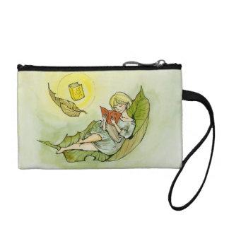 Genie on the leaf Cosmetic Bag