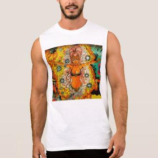 Genie Sleeveless Shirt
