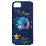 Genie - Unlock the Magic iPhone 5 Cover