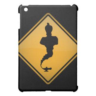 Genie Warning Sign iPad Mini Case