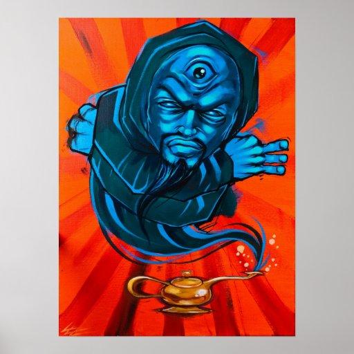Genie Wonder Print