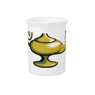 Genies crib beverage pitcher