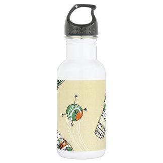 Genimi Space Program Stainless Steel Water Bottle