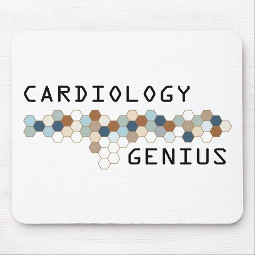 Genio de la cardiología mouse pads