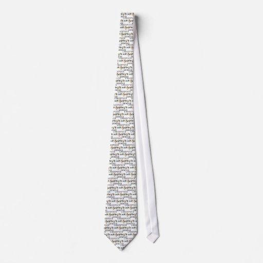 Genio de la logística corbata personalizada