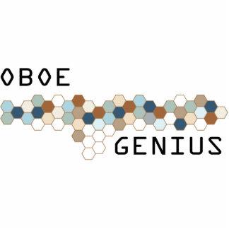 Genio de Oboe Escultura Fotografica