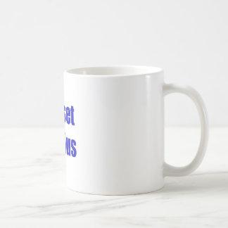 Genio del armario taza de café