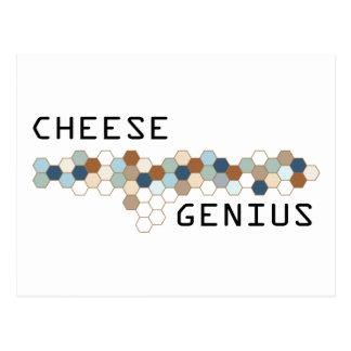 Genio del queso postal