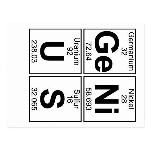 Genio (genio) - por completo
