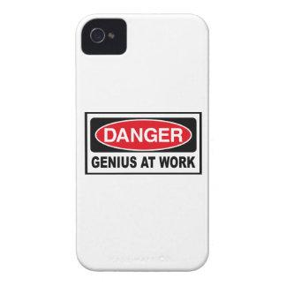 Genio iPhone 4 Cárcasas
