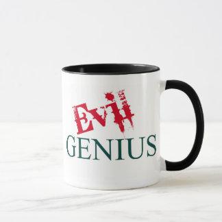Genio malvado taza