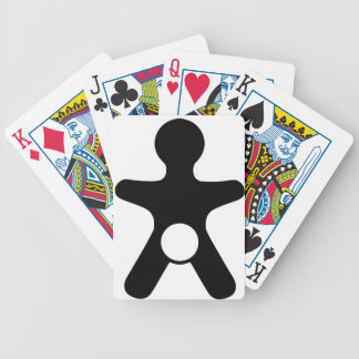 Genital Integrity Bicycle Playing Cards