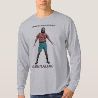 Genitals Dance T-Shirt