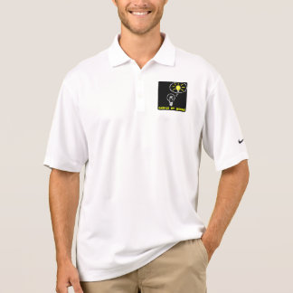 Genius at work polo shirt