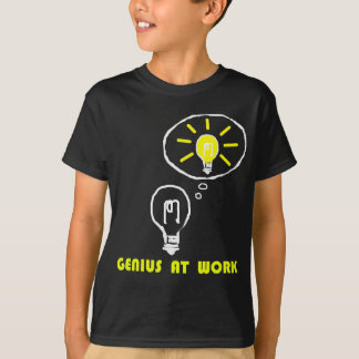 GENIUS AT WORK T-Shirt