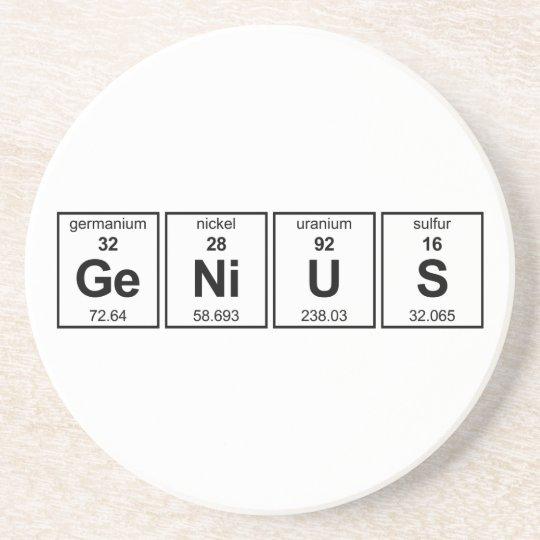 GeNiUS Coaster