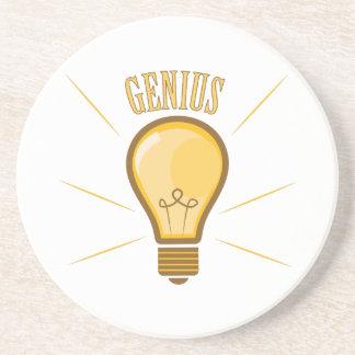 Genius Beverage Coasters
