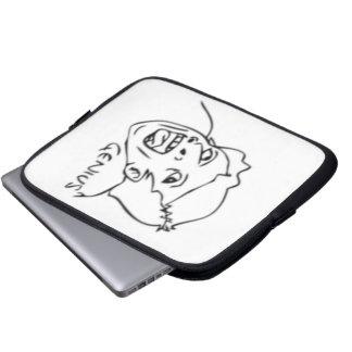 Genius Comic Meme Laptop Computer Sleeve